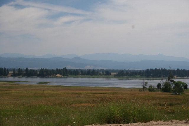 Water close to the Twenty acres adjacent public lands